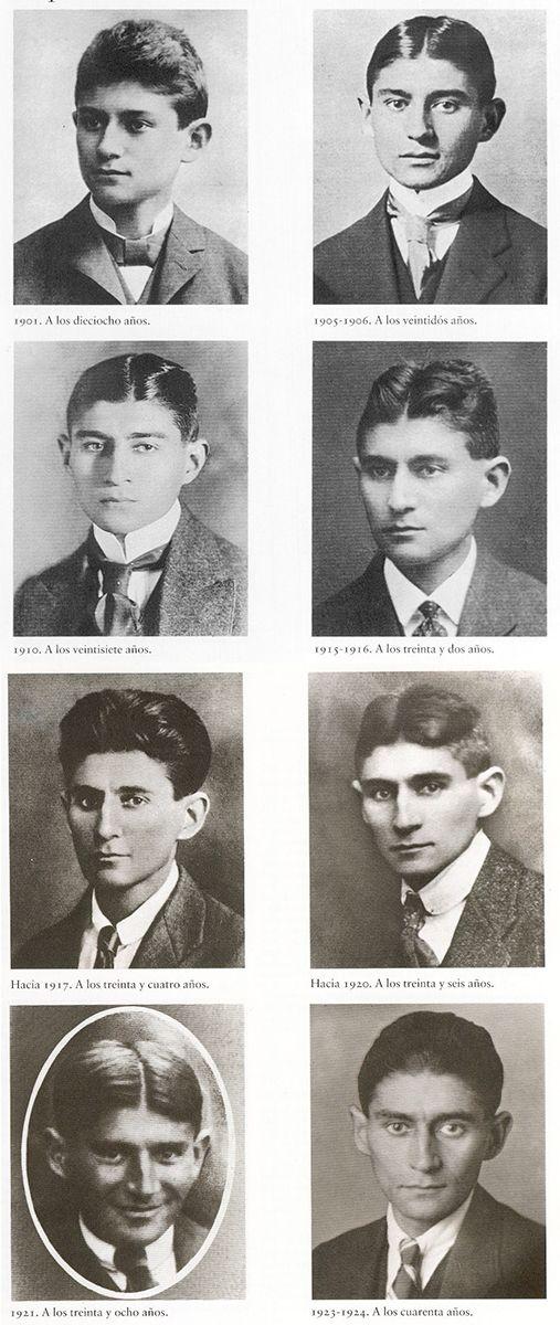 Ocho etapas de Kafka