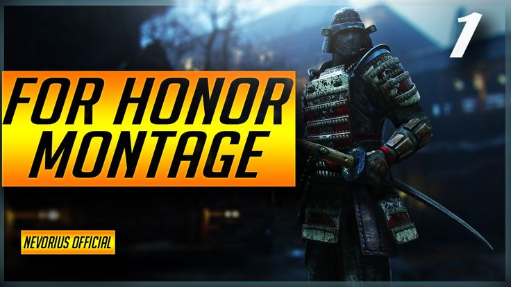 Ubisoft For Honor Beta | The Orochi | Perfect Game | 15 Kills | 650+ points