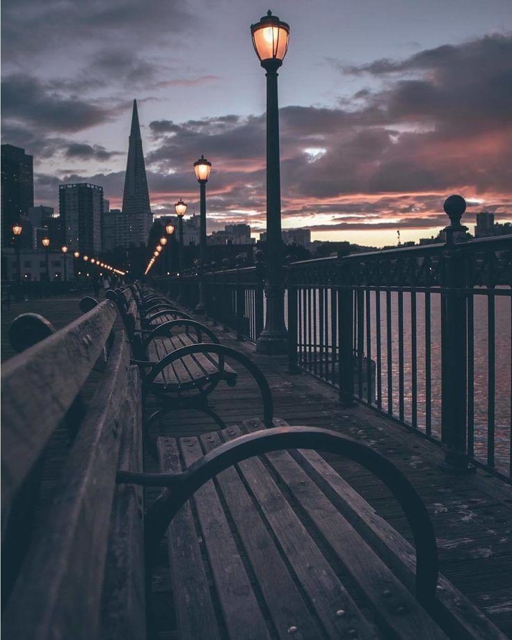 Evenings in the bay #sanfrancisco #sf #bayarea #alwayssf #goldengatebridge #goldengate #alcatraz #california