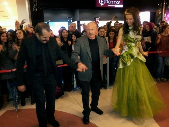 'laz Vampir Tirakula'nın Trabzon Galası Yapıldı