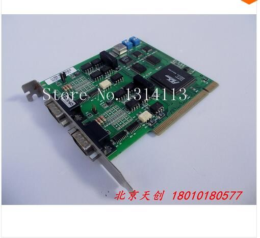 [SAA] Beijing spot MOXA CP-132I 2 RS-422/485 PCI Multiport Serial Card #Affiliate