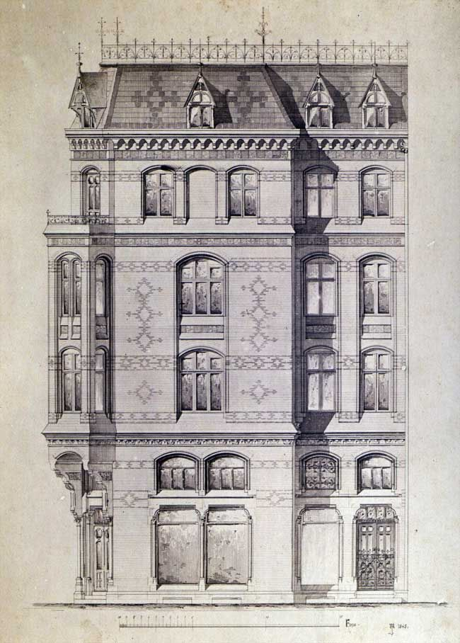 17 best images about architectural drawings 1 on pinterest for Interior design kiel