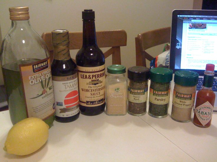 Steak marinate..magic bullet.   Hands down. There's no debate.  I got this recipe from So Delushious,written by Chrissy Teigen, who is a model and also John Legend's wife. A food blog written by a rich and famous model? How interesting could it be? What recipes are featured? Well, they're pretty awesome and always delicious. And not in a healthy, body conscious sort of way. In a down and dirty, no holds barred kind of way.  Yo