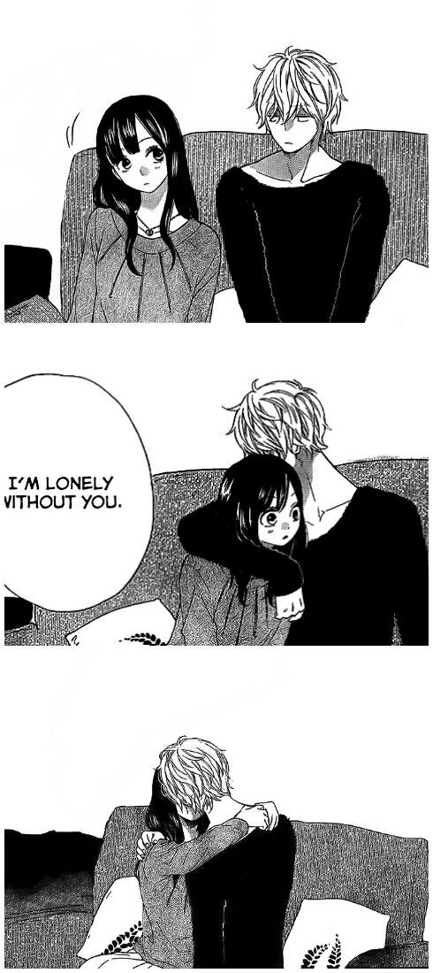 awwwwww i love them so much now  this makes me wanna read this manga agaaaain