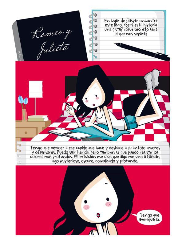 El amor está en el aire – Página 12