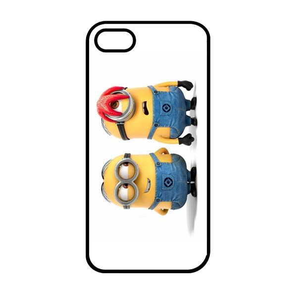 Despicable Me Starfish - Black iphone 5 case
