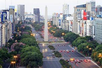 ARGENTINA - Sitios Turisticos de America del Sur