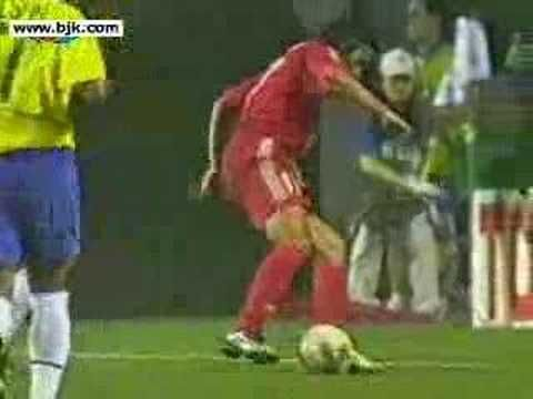 LOS MEJORES GOLES DE LA HISTORIA DEL FUTBOL - YouTube