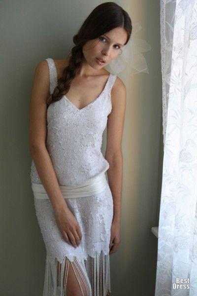 Винтажные свадебные платья