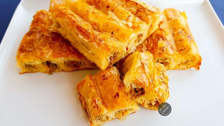 Sarıyer Böreği nasıl yapılır? Bir Dilim Lezzet farkıyla denenmiş, resimli ve güvenerek yapabileceğiniz Sarıyer Böreği malzemelerine ve tarifine göz atın...