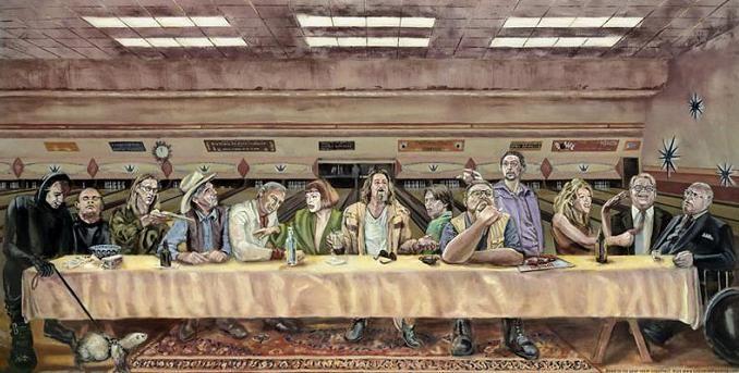 big-lebowski-last-supper.jpg (678×343)
