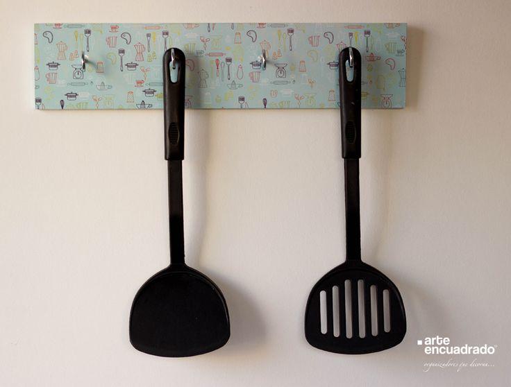 Organizador de utensilios medidas 40 x 9 cm entran 4 for Organizador utensilios cocina