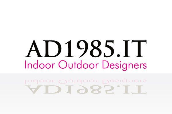 MITdesign per/for AD1985 - Architetti d'Interni e di Esterni / Indoor and Outdoor Designer