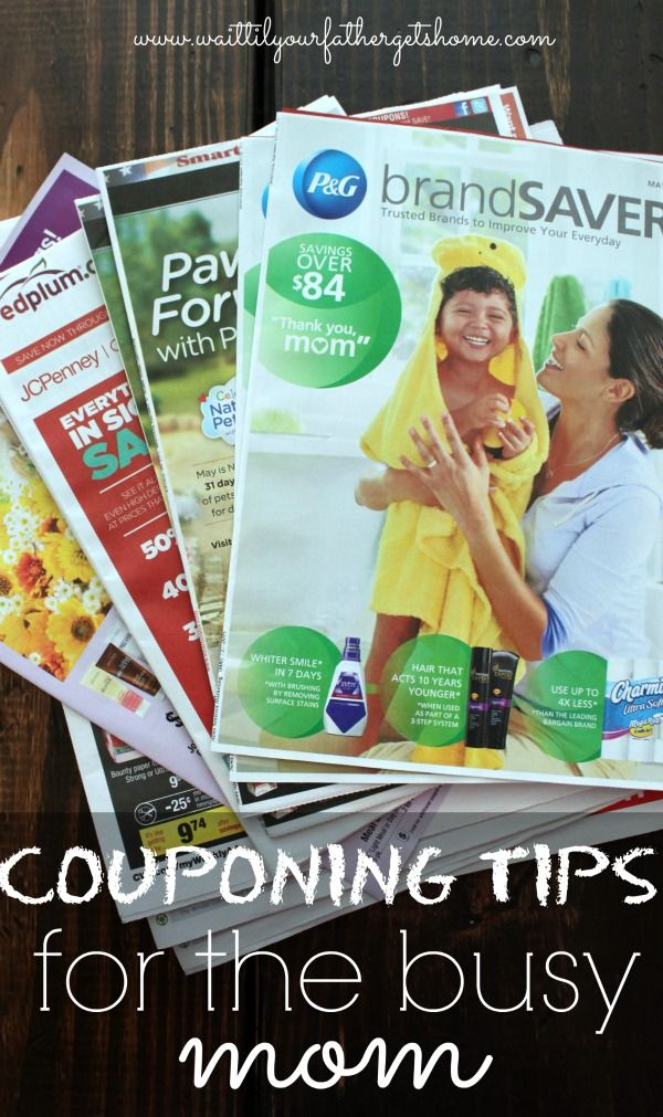 Do you coupon? Do they double coupons in your state? My mom was theee best coupon-er! I feel as though I need to get better at this..... Here are some great tips to read. Do you have any advice?