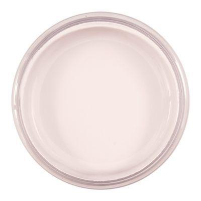 Pastellrosa från Byggfabriken, ekologisk väggfärg. Kanske snyggt tillsammans med det ljusgula och ljusgrå i kyrksalen?