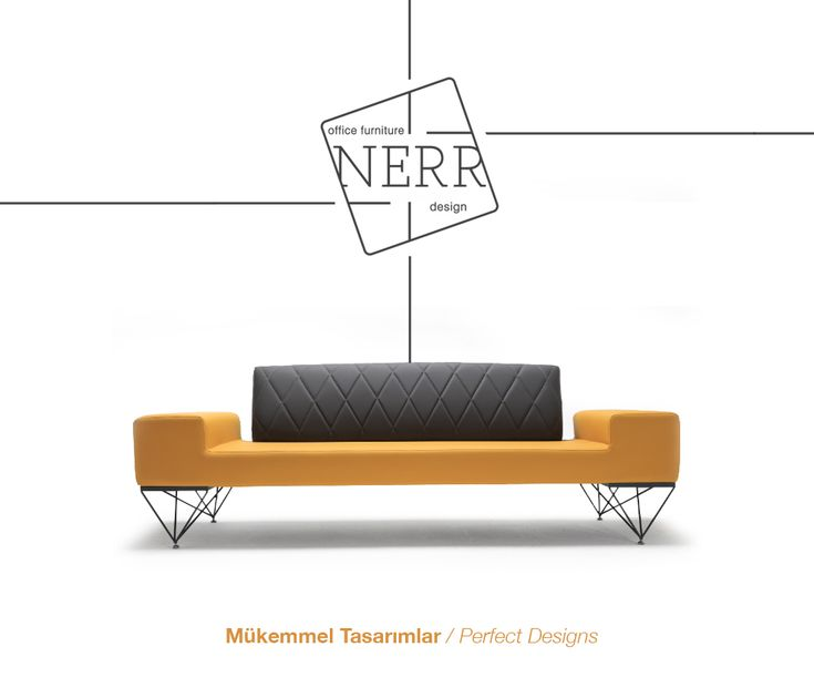 Nerr Office Furniture Poster Design