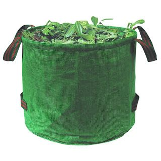 Wasting time with Garden Waste? This is the Bag for you. 63lt Tip Bag great for leaves and cuttings. £13.99