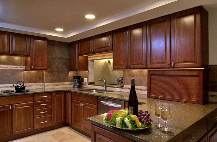 1000 images about customer projects on pinterest for Merillat kitchen cabinets