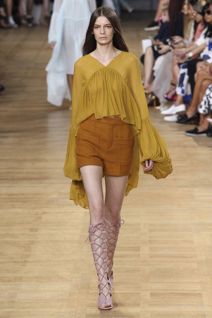 Vogue Spring Fashion Manifesto: Chloe Seventies Sass
