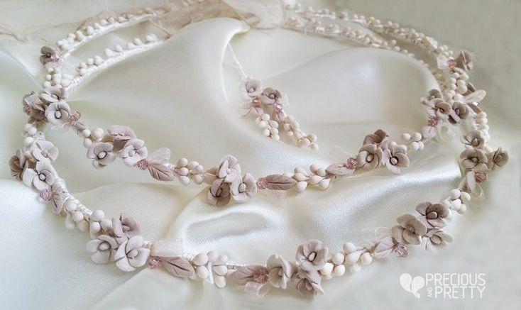 Stefana wedding crowns N310