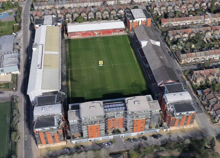 Brisbane Road - Home of Leyton Orient FC