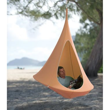 The Hanging Cocoon - A NEW NECESSITY IN MY LIFE