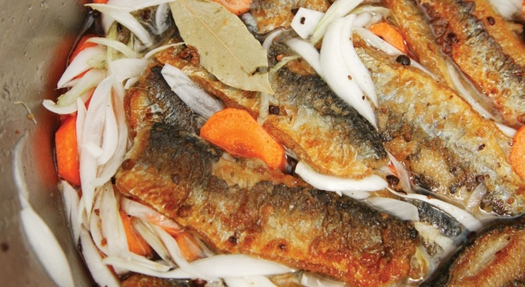 Fried Pickled Herring Recipe | New Scandinavian Cooking