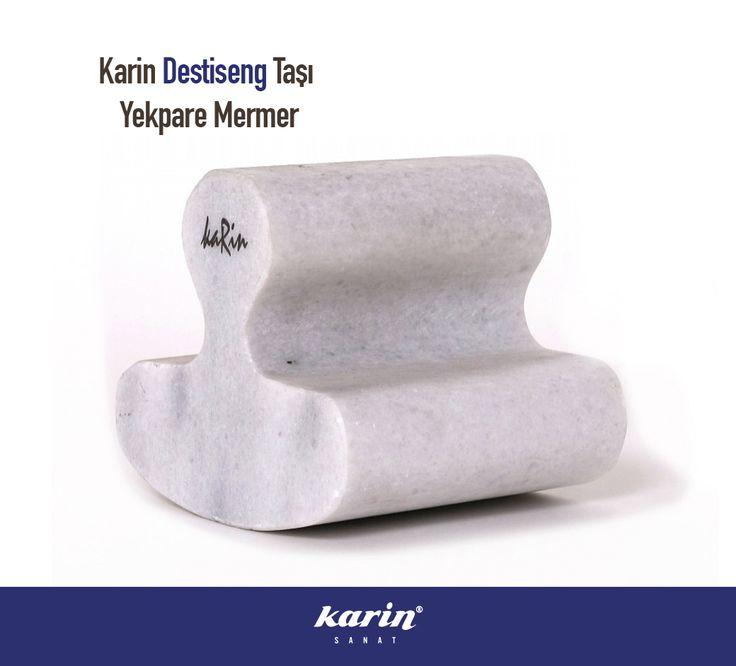 Karin Destiseng Taşı http://bit.ly/1UCyGn3  #yekparemermer #ebrusanatı #ebru #destisengtaşı #karinsanatmalzemeleri