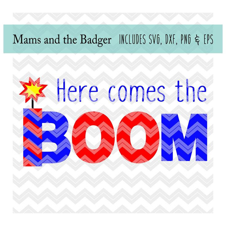 Download Kids 4th of July svg, Here Come the Boom, Firecracker ...