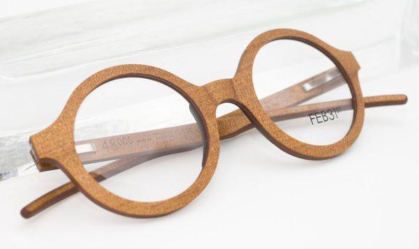 Les lunettes en bois, la tendance de l'été 2016