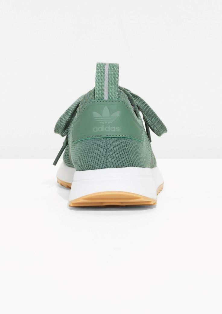 Other Stories image 5 of Adidas Flashback  in Green