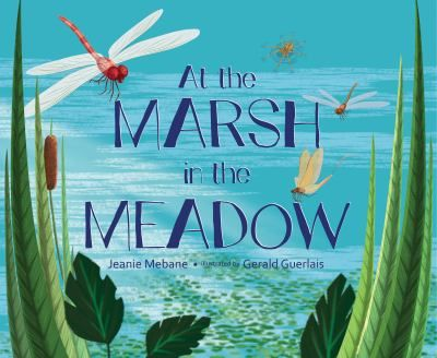 Freshwater marshes are found throughout the United States and in many countries around the world. And in every marsh, there is an opportunity to view dozens of species of animal life. Written in a rhyming cumulative style like The House that Jack Built, At the Marsh in the Meadow portrays the wetlands food chain, showing how all forms of life, from the mud at the bottom of the marsh to the birds in the sky, are directly connected to their marsh home. Gr.1-3