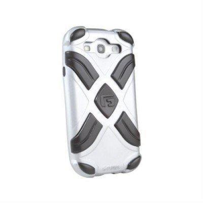 Чехол для смартфона Forward Samsung Galaxy S3 серебристый/черный (EPHS00110BE)  — 658 руб. —  Противоударный чехол для Samsung Galaxy S3, EXTREME реактивная защита от удара и падений (RPT ™), серебро/черный, G-Form