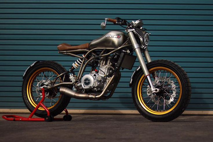Jeden Monat prämieren wir einen besonderen Motorrad-Umbau! Dezember 2017   …