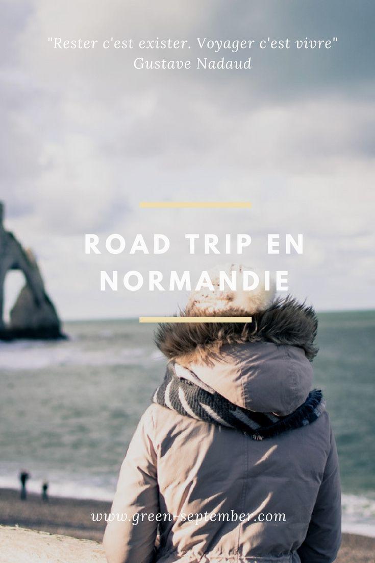Road trip en Normandie- 2 jours sur la côte normande