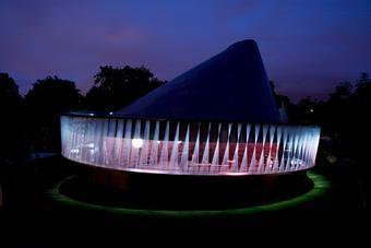 Serpentine Gallery Pavilion, SOE, 2007