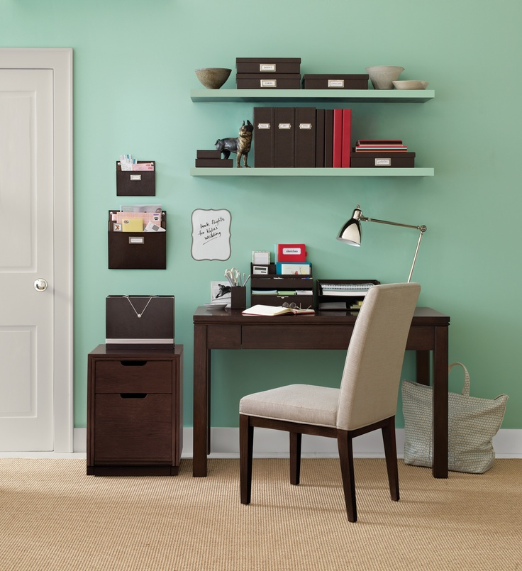 191 Best Images About HOME OFFICE! On Pinterest