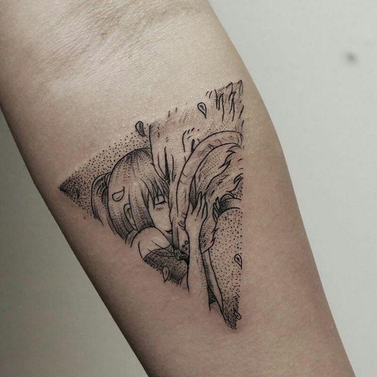 25 best ideas about spirited away tattoo on pinterest