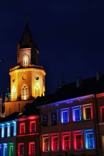 Lublin Poland; Old Town