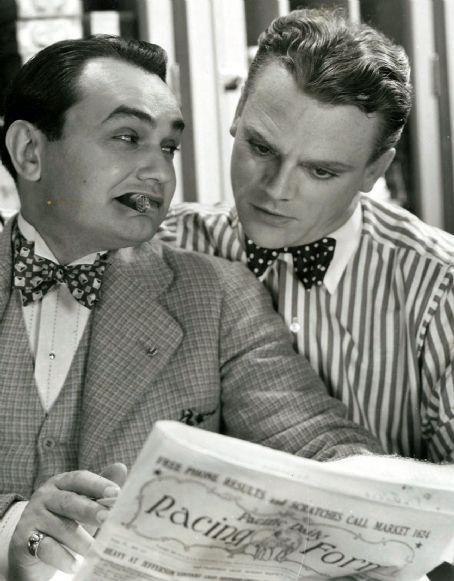 Edward G. Robinson y James Cagney. http://www.veniracuento.com/