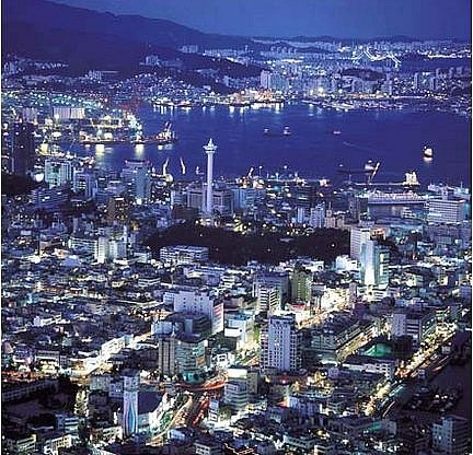 Pusan Busan South Korea Pinterest