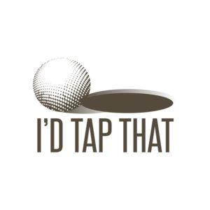 I'd Tap That T-Shirt #golfing #AATC