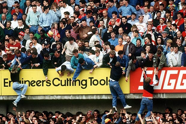 The Hillsborough disaster was a human crush which occurred during the semi-final FA Cup tie between Liverpool and Nottingham Forest football clubs on 15 April 1989 at the Hillsborough Stadium in Sheffield, England. The crush resulted in the deaths of 96 people  (766 persons were injured). All of those were fans of Liverpool Football Club. The Hillsborough disaster remains the deadliest stadium-related disaster in British history and one of the world's worst ever football accidents.