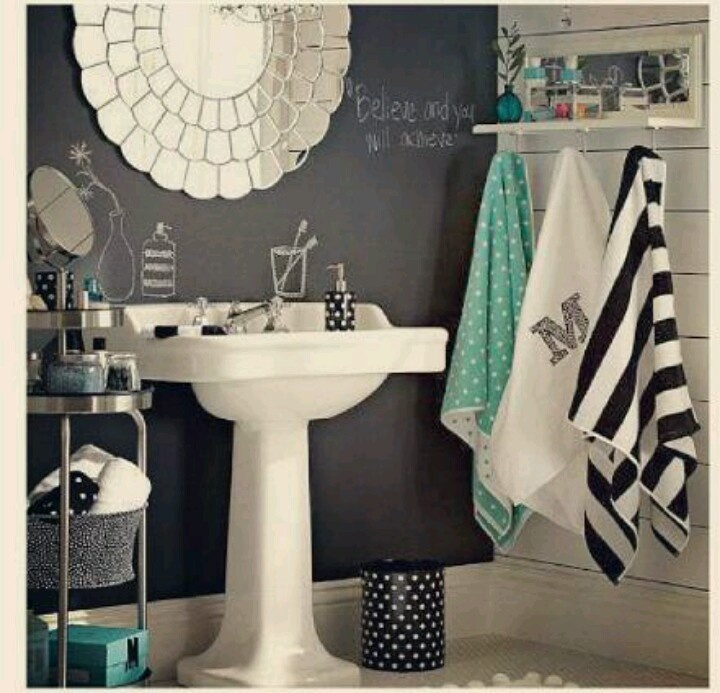 Stole This From The Pottery Barn Teen Website, So Cute!