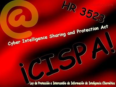 Que es la ley CISPA? explicación con términos simples y fáciles de entender