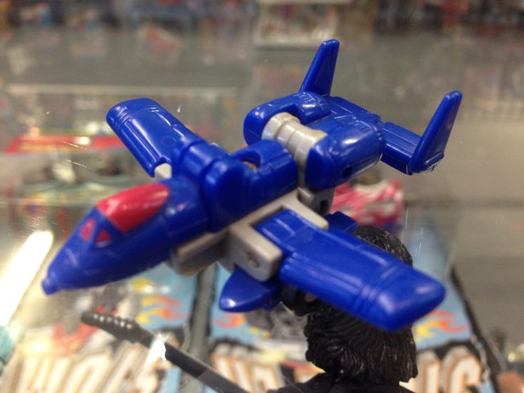 Hasbro Transformers G1 Micromasters Tailwind