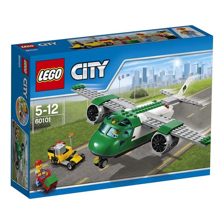 "LEGO® City - L'avion cargo - 60101 - Lego - Toys""R""Us"