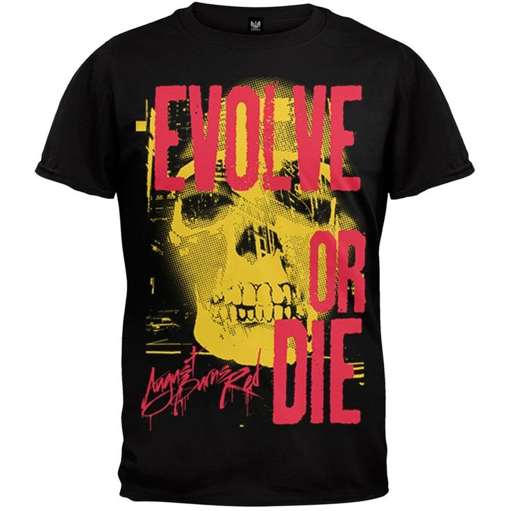 August Burns Red - Evolve Or Die Soft T-Shirt