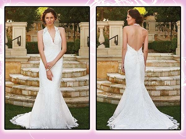Casablanca Bridal Gown 2040