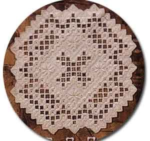 Lots of free needlework designs from Nordic Needles, cross stitch, hardanger, and more